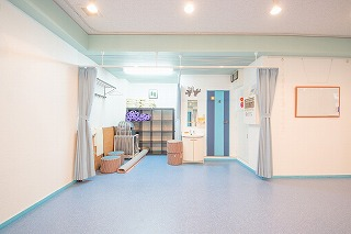埼玉 川口 西川口 駅前 レンタルスタジオ 倉庫 着替えスペース になります