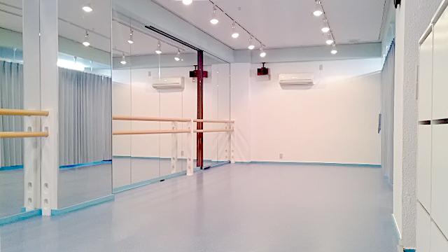 西川口にあるレンタルスタジオ『eGAO』