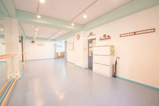ダンススクールTHE ONE 西川口eGAO ダンススタジオ レンタルスタジオ