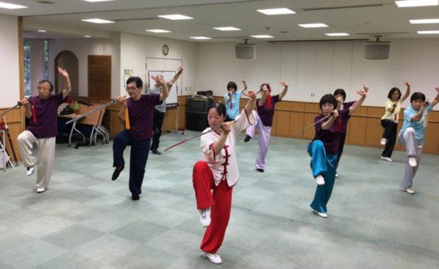 気功教室,坤鑑教育武術,西川口 レンタルスタジオ,中国武道