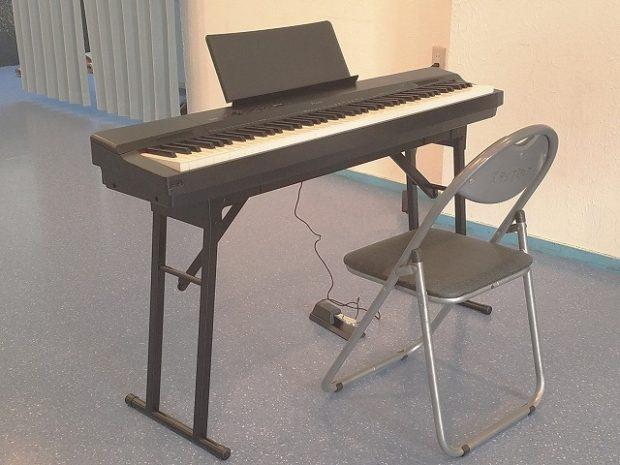 電子ピアノ 西川口 レンタルスタジオ 備品